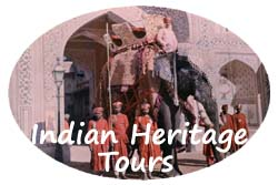 Indian Heritage Tours Logo